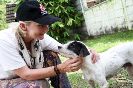 Debra and Domino