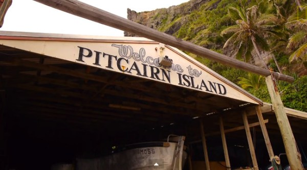 Pitcairn's residents implored the UK government to protect the area, which is threatened by illegal fishing.