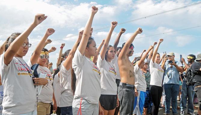 BREAKING: Dakota Access Pipeline Construction Halted Amid PeaceTalks